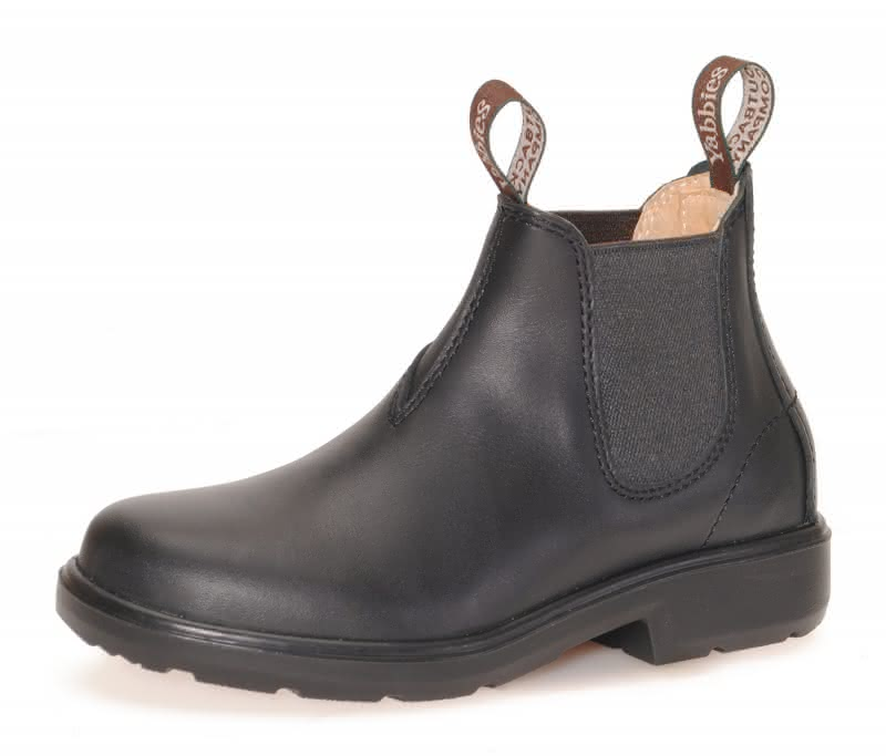 Yabbies Kinderstiefel Town & Country Boots - Black